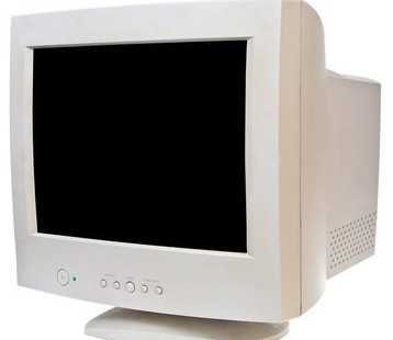 CRT-Bildschirm