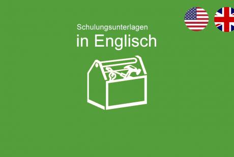 Schulungsunterlagen Microsoft Office in Englisch