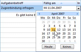 Fälligkeitsdatum