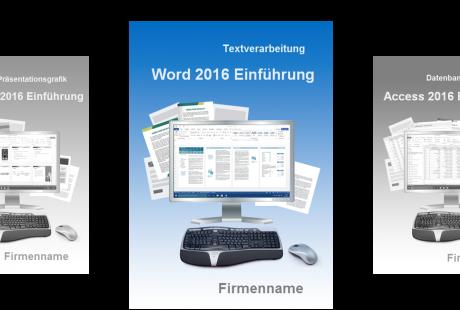 Kursunterlagen Word 2016 Einführung Slider