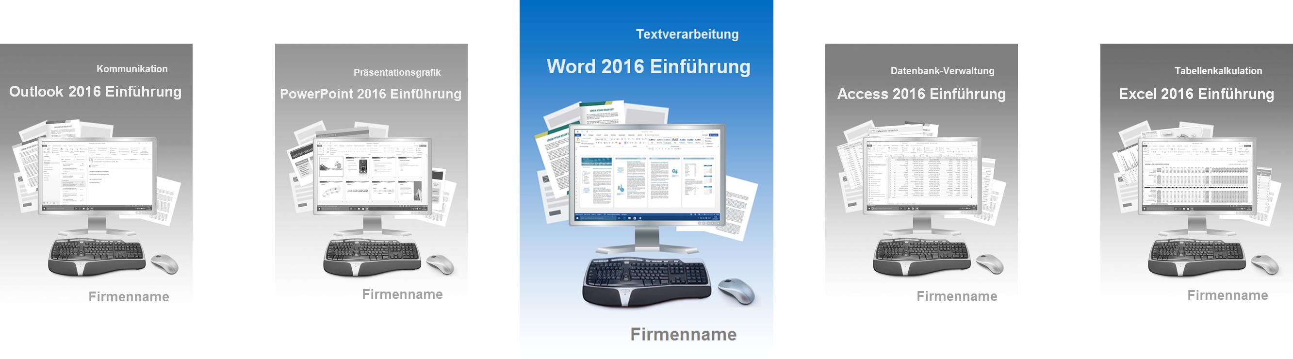 Kursunterlagen Word 2016 Einführung Slideshow