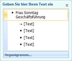 Textbereich