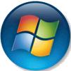 Windows 7 Start Schaltfläche