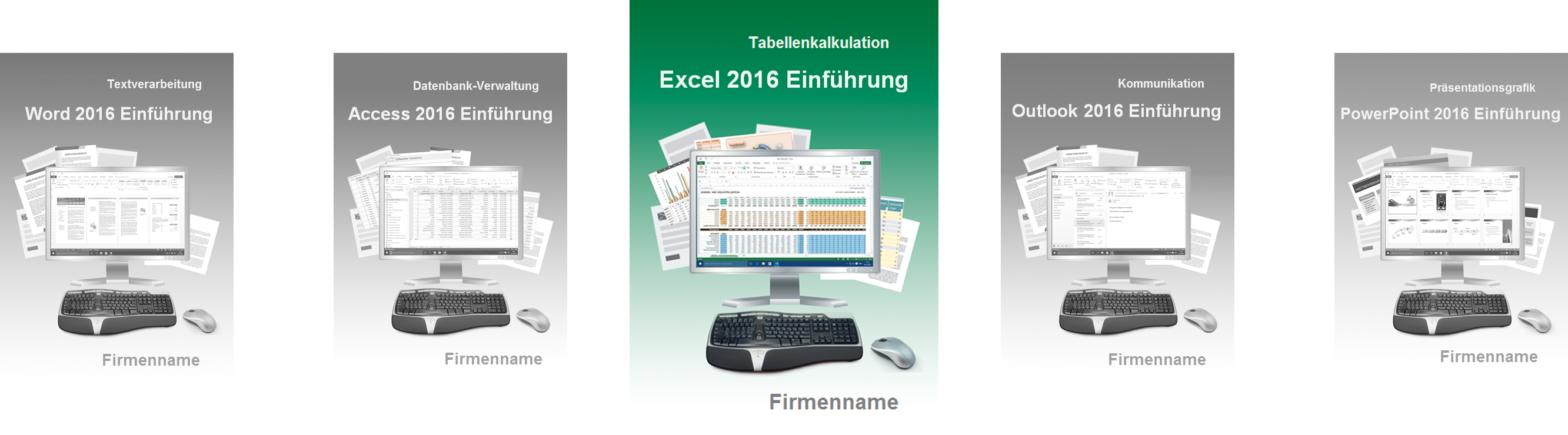 Schulungsmaterial Excel 2016 Slideshow