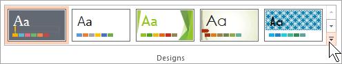Schulungsunterlage Microsoft PowerPoint 2013 Foliendesigns