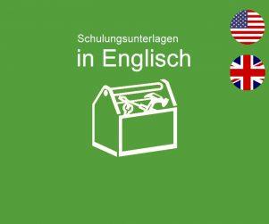 Schulungsunterlage Office Englisch