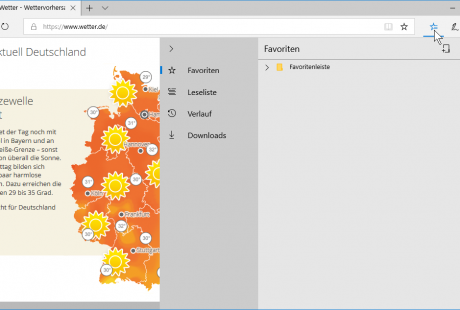 Schulungsunterlagen Microsoft Edge Hub