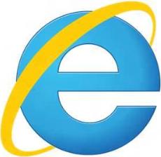 Internet Explorer 11 Symbol