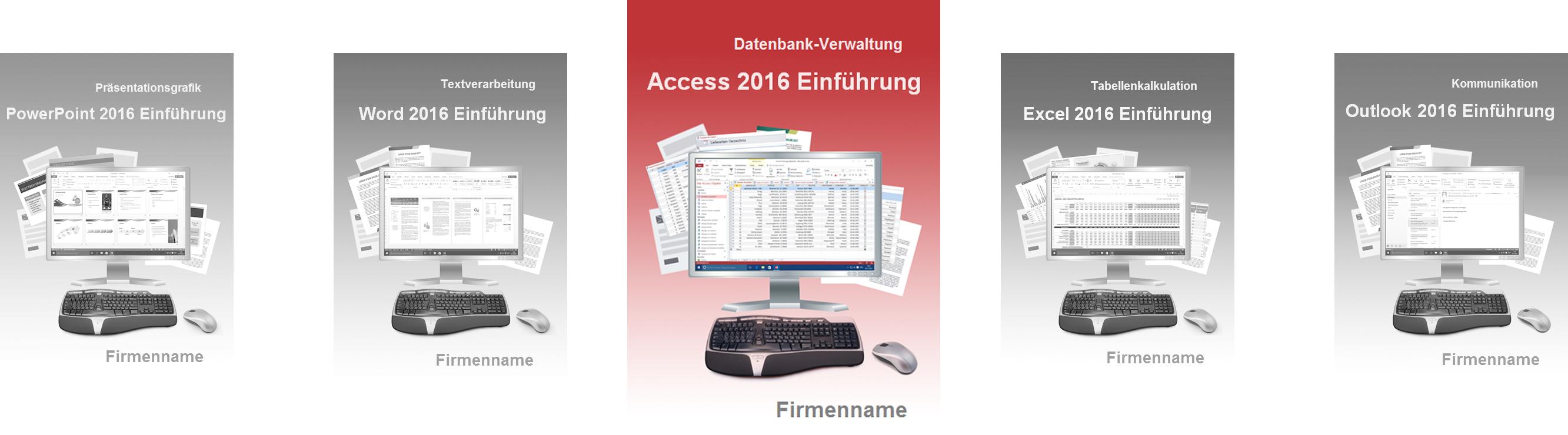 Kursunterlagen Access 2016 Einführung Slideshow