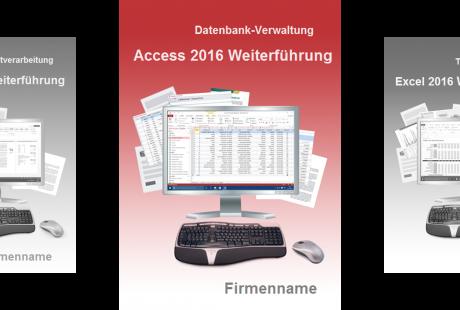 Kursunterlagen Access 2016 Weiterführung Slideshow