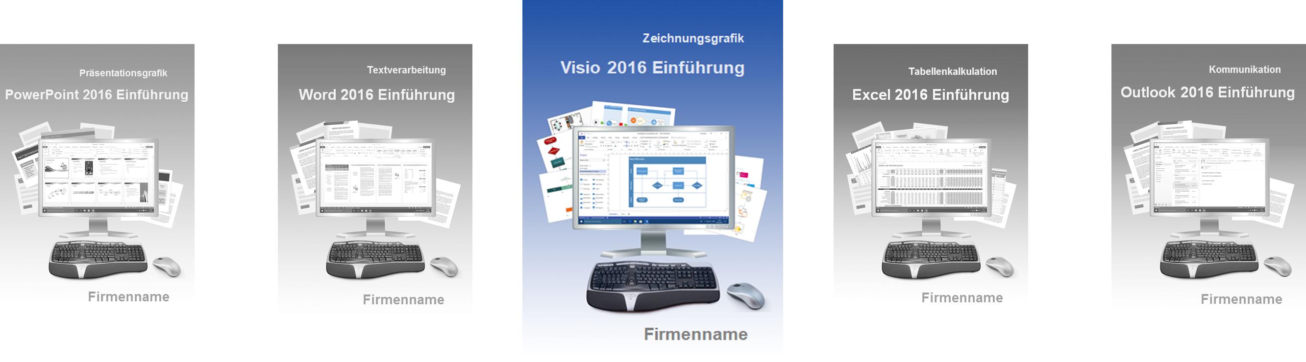 Slider Visio 2016 Einführung