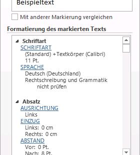 Umstieg Microsoft Office 2013 Aufgabenbereich