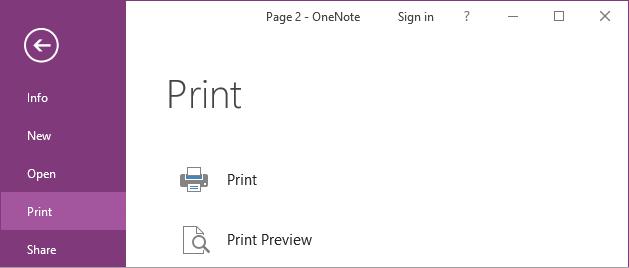 OneNote 2016 Grundlagen Englisch print
