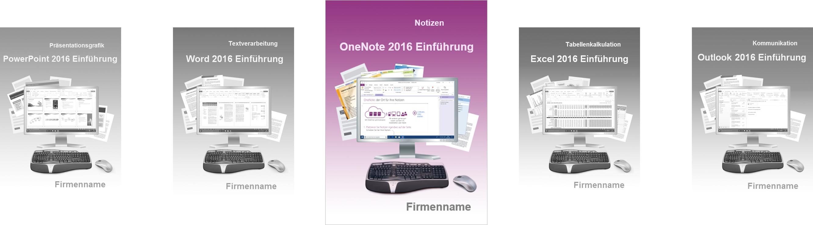 OneNote 2016 Slider