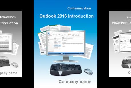 Outlook 2016 Grundlagen englisch Slider