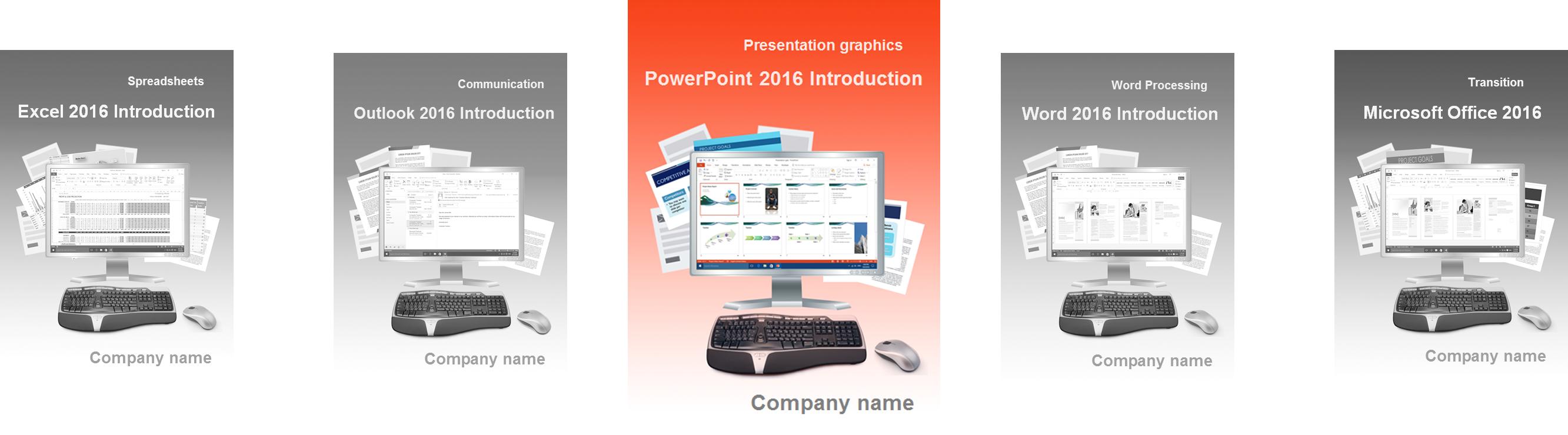 PowerPoint 2016 Grundlagen Englisch