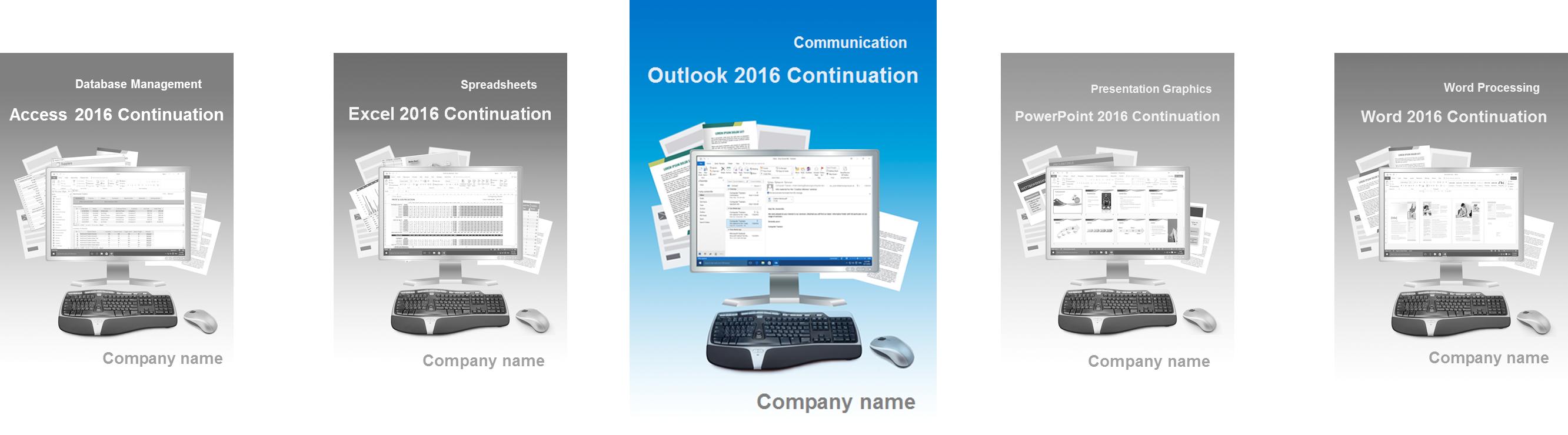 Outlook 2016 Fortgeschritten Englisch